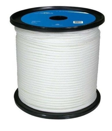 CORD VB 2MM WHITE 100MTR