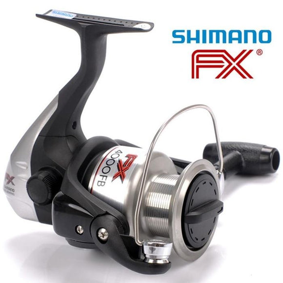 REEL SHIMANO FX 3000FC WITH LINE