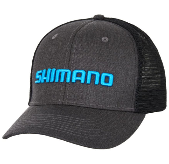 HAT SHIMANO OCEA TRUCKER NAVY BLUE
