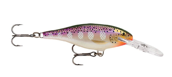 RAPALA SHAD RAP 9 PURPLEDECENT