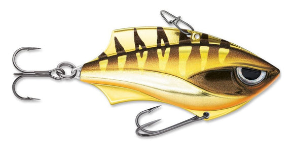 RAPALA RAP V BLADE GOLD CHROME TIGER