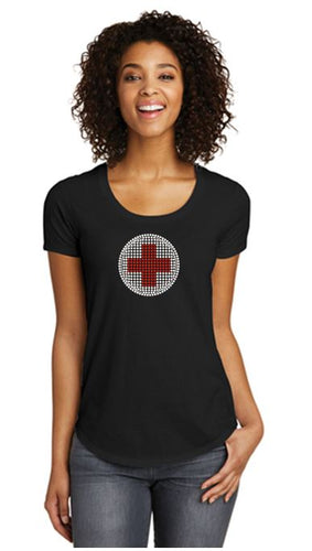 American Red Cross Official  Bling Easy Scoop