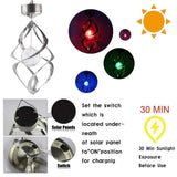 LED Color Changing Solar Light