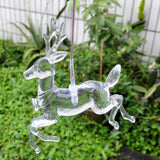 Christmas Deer Solar Light
