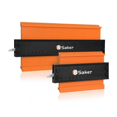 Saker® Contour Duplication Gauge With Lock