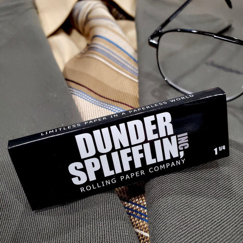 Dunder Splifflin Rolling Papers