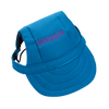 Personalized Embroidered Summer Dog Hat