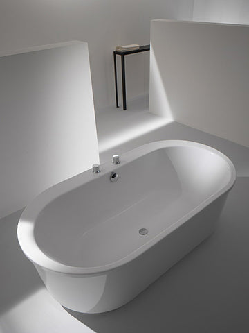 Freestanding bathtub, 1900 x 980mm