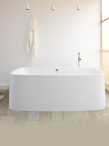Freestanding bathtub, 1786 x 770mm