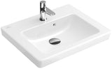 Handwashbasin, 500mm x 400mm, rectangular