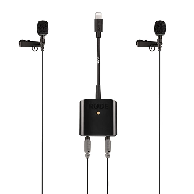 RØDE SC6-L Mobile Interview Kit