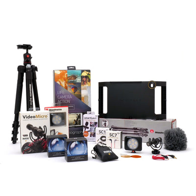 iOgrapher Filmmaking Bundle