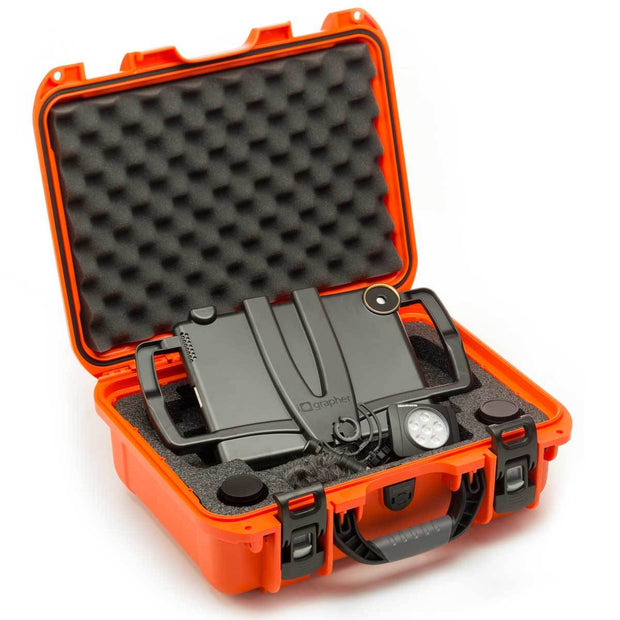 iOgrapher Nanuk Storage Case (iPad Mini 4, iPad Air)