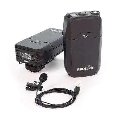 RØDELink Filmmaker Wireless Audio Kit