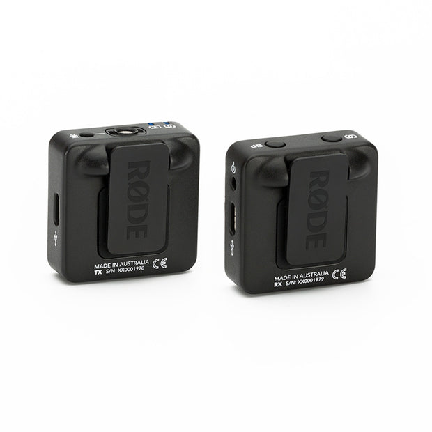 RØDE Wireless GO Audio Kit