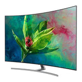 Samsung 65inches curved 4k QLED SmartTV 65Q8CNA