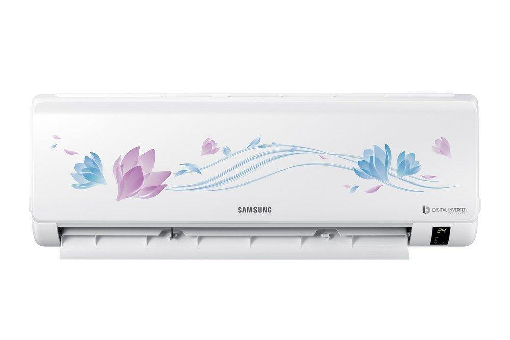 Samsung 1 Ton 3 Star Inverter Split AC  AR12NV3HFTV