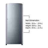 Samsung 192 Ltr 1 Star Direct Cool Single Door Refrigerator RR19H10C3SE