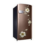 Samsung 192 Ltr 2 Star Direct Cool Single Door Refrigerator RR19N1Y22D2 With Stablizer Free Operation
