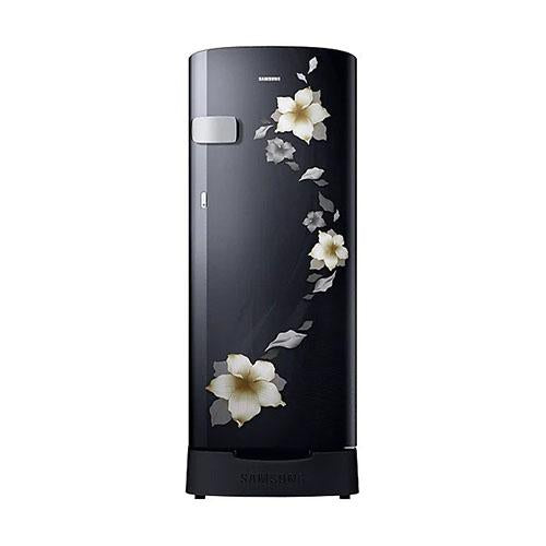 Samsung 192 Ltr 2 Star Direct Cool Single Door Refrigerator RR19N1Z22B2 With Stablizer Free Operation