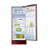 Samsung 192 Ltr 2 Star Direct Cool Single Door Refrigerator RR19N1Z22R2 With Stablizer Free Operation