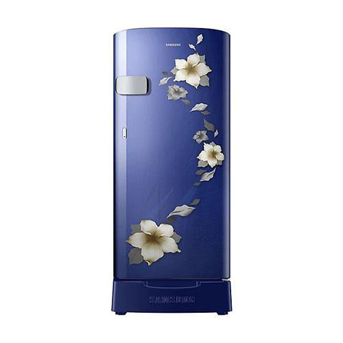 Samsung 192 Ltr 2 Star Direct Cool Single Door Refrigerator RR19N1Z22U2 With Stablizer Free Operation