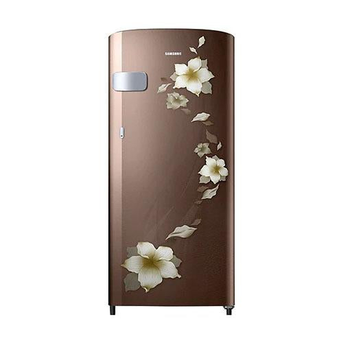 Samsung 192 Ltr 2 Star Direct Cool Single Door Refrigerator RR19N2Y22D2 With Stablizer Free Operation