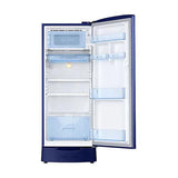 Samsung 192 Ltr 2 Star Direct Cool Single Door Refrigerator RR19N2Z22U2 With Stablizer Free Operation