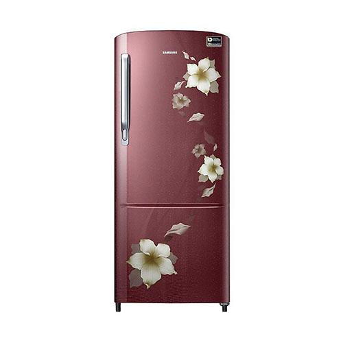 Samsung 192 Ltr 3 Star Direct Cool Single Door Refrigerator RR20M272ZR2