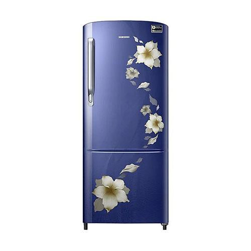 Samsung 192 Ltr 2 Star Direct Cool Single Door Refrigerator RR20M272ZU2 Smart Digital Inverter Technology