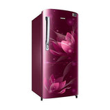 Samsung 192 Ltr 2 Star Direct Cool Single Door Refrigerator RR20N172YR8 Digital Inverter Technology
