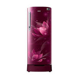 Samsung 192 Ltr 4 Star Direct Cool Single Door Refrigerator RR20N182YR8 Digital Inverter Technology