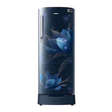 Samsung 192 Ltr 4 Star Direct Cool Single Door Refrigerator RR20N182YU8 Digital Inverter Technology