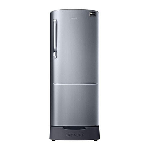 Samsung 192 Ltr 3 Star Direct Cool Single Door Refrigerator RR20N182ZS8 Digital Inverter Technology