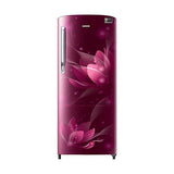 Samsung 192 Ltr 4 Star Direct Cool Single Door Refrigerator RR20N272YR8 Digital Inverter Technology