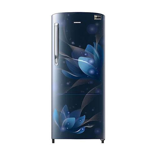 Samsung 192 Ltr 4 Star Direct Cool Single Door Refrigerator RR20N272YU8 Digital Inverter Technology