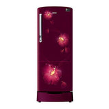 Samsung 192 Ltr 3 Star Direct Cool Single Door Refrigerator RR20N282ZR3 Digital Inverter Technology
