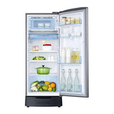 Samsung 192 Ltr 3 Star Direct Cool Single Door Refrigerator RR20N282ZS8 Digital Inverter Technology