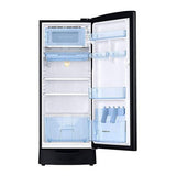 Samsung 212 Ltr 4 Star Direct Cool Single Door Refrigerator RR22N287YB8 Digital Inverter Technology