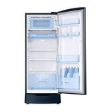 Samsung 212 Ltr 4 Star Direct Cool Single Door Refrigerator RR22N287YU8 Digital Inverter Technology
