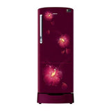 Samsung 212 Ltr 3 Star Direct Cool Single Door Refrigerator RR22N383ZR3 Digital Inverter Technology