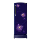Samsung 212 Ltr 3 Star Direct Cool Single Door Refrigerator RR22N383ZU3 Digital Inverter Technology