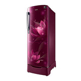 Samsung 212 Ltr 5 Star Direct Cool Single Door Refrigerator RR22N385XR8 Digital Inverter Technology