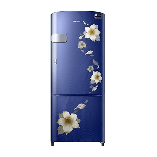 Samsung 212 Ltr 3 Star Direct Cool Single Door Refrigerator RR22N3Y2ZU2 Digital Inverter Technology