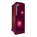 Samsung 230 Ltr 3 Star Direct Cool Single Door Refrigerator RR24M285ZR3 Digital Inverter Technology