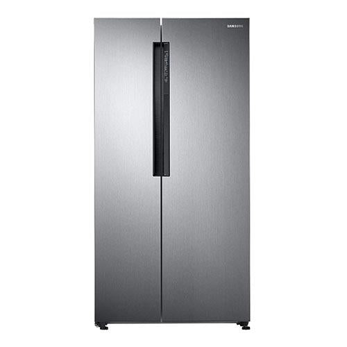 samsung- 674 L Frost Free  Refrigerator-RS62K60A7SL with Twin cooling Plus