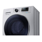 Samsung 8 kg- Fully-Automatic Front Loading Washing Machine WD80J6410AS