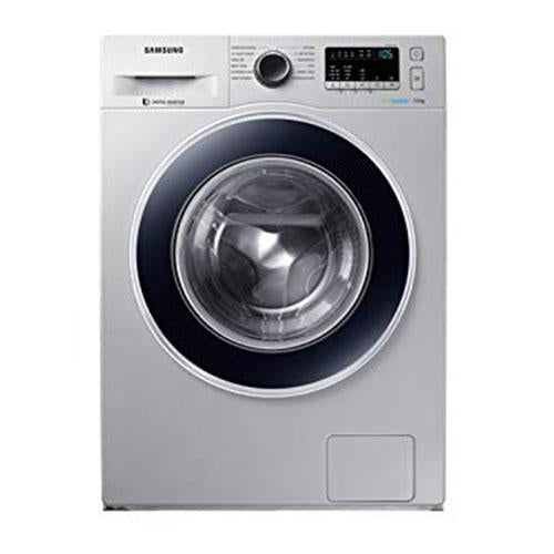 Samsung 7 kg- Fully-Automatic Front Loading Washing Machine WW70J4243JS