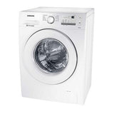 Samsung 8 kg- Fully-Automatic Front Loading Washing Machine WW80J3237KW