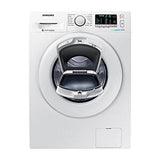 Samsung 8 kg- Fully-Automatic Front Loading Washing Machine WW80J5410GX